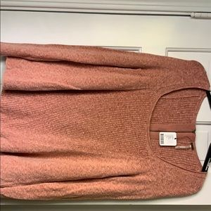 NEW free people sweater long sleeved